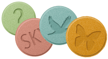 Ecstasy may be combined with depressants like GHB and Rohypnol