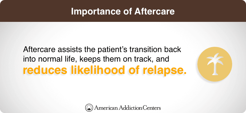 Importance of Aftercare
