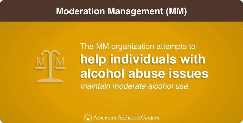 Moderation Management (alcohol use)